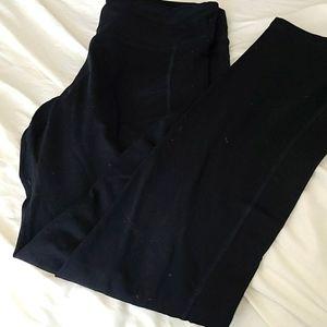 3/$15 Champion Black Straight Leg Leggings XL reg